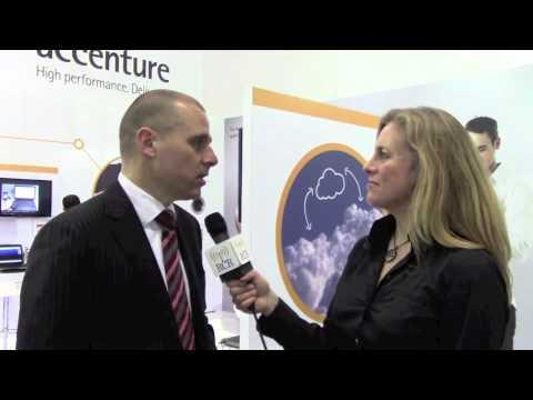 #MWC14 Accenture Discusses Their Telecommunications Growth Strategy For Wireless Carriers
