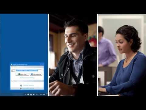 WebEx: Start A Meeting With Productivity Tools (WBS29.12)