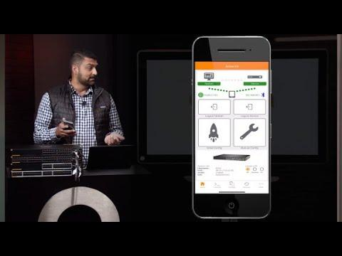 Demo: Delivering A Next-Gen Operator Experience With Aruba CX
