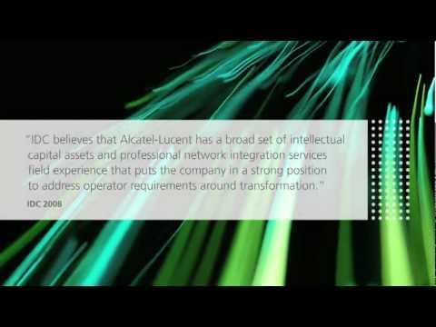 Alcatel-Lucent, The Network Integrator.flv