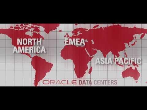 Tour Oracle's EMEA Data Centers: Confidence In The Cloud: