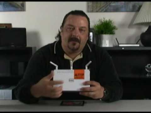 D-LinkTV D.I.Y. #100 Xtreme N Gigabit Router (DIR-655)