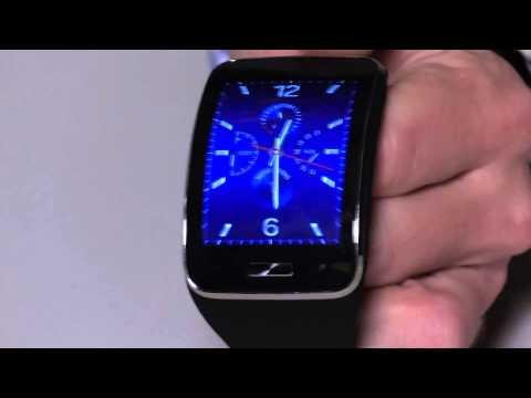 Samsung Gear S Demo And Review