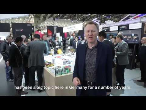 CeBIT 2017 Highlights: Day 3