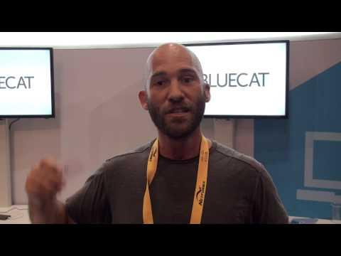 Bluecat BYOD Monitoring And Security At Cisco Live 2013