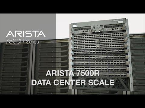 Arista 7500R Data Center Scale