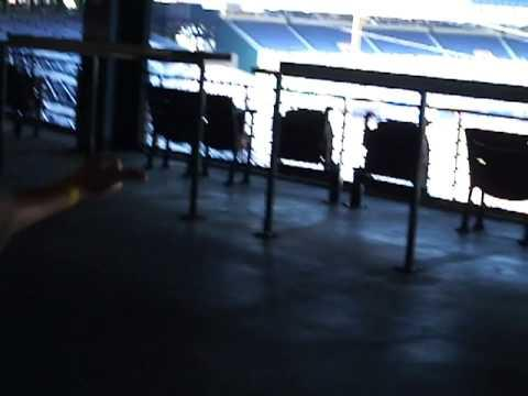 2012 Das In Action: AT&T DAS Tour At Turner Field