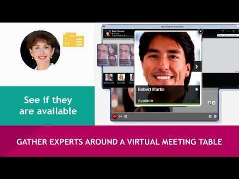 OpenTouch Conversation Demo: Ad-hoc Multimedia Conferencing