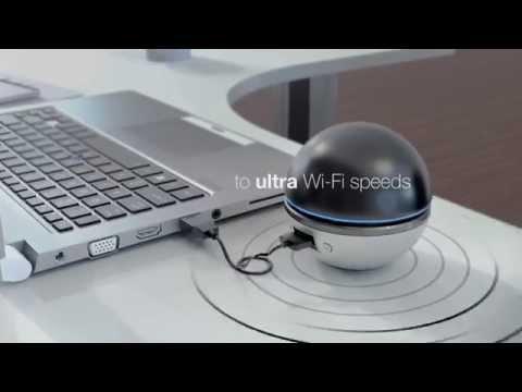 D-Link AC1900 Ultra Wi-Fi USB Adapter (DWA-192)