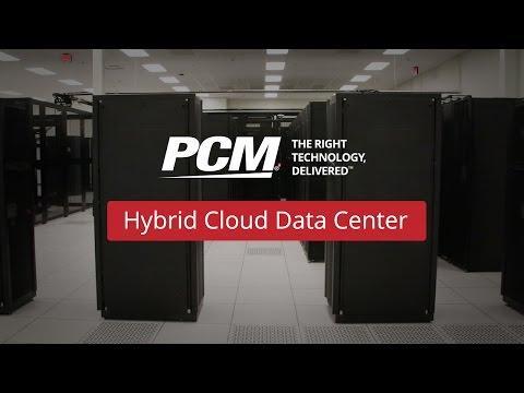PCM Hybrid Cloud Data Center