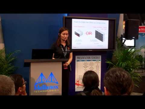 PureStorage Speaking At The Mellanox Booth At VMworld 2012