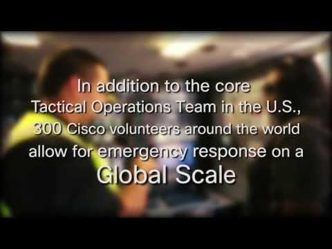 Cisco Innovators | The Tactical Operations Team
