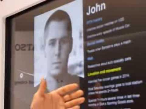 #MWC14 IBM Research Demos Their Mobile Data Analytics Platform
