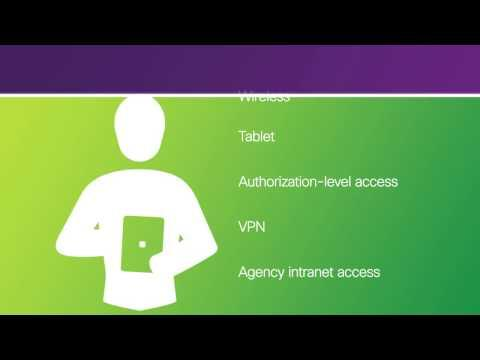 Cisco Secure Mobility Solutions For State And Local Government