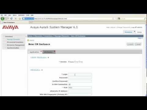 How To Synchronize Avaya Aura Communication Manager Data With Avaya Aura System Manager