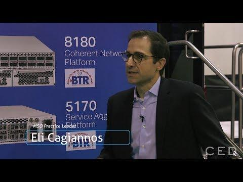 SCTE Cable-Tec Expo 2018: Eli Cagiannos On The Evolution Of Cable MSO Networks