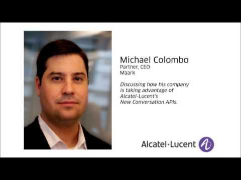 Maark's Perspective On Alcatel-Lucent's New Conversation APIs
