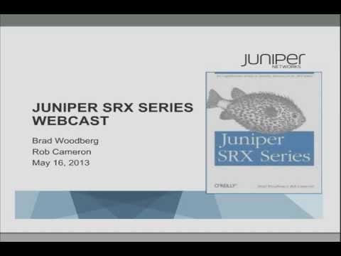 Juniper SRX Series (the Book) - Meet The Authors
