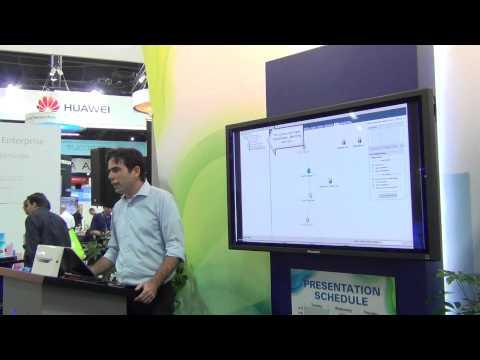Interop 2013: OCZ Technology At The Mellanox Booth