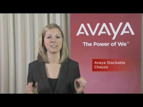 Avaya Stackable Ethernet Routing Switches Portfolio
