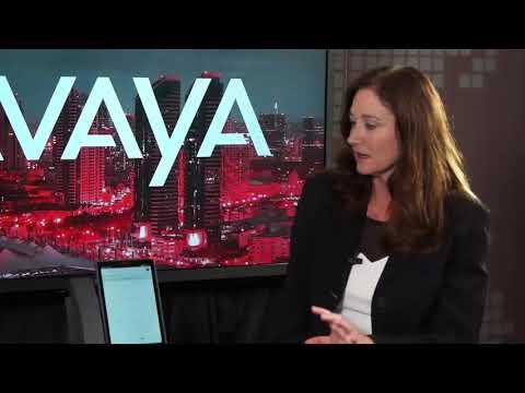 Avaya Vantage - A Revolutionary Desktop Device