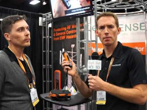 2013 NATE: Field Sense Offers Affordable Personal RF Monitor