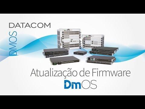 Tutorial DmOS - Atualização De Firmware