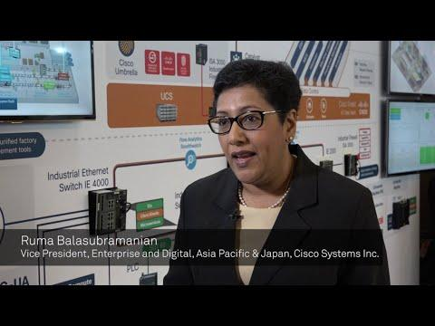 Cisco Digital Manufacturing Summit Event Highlights