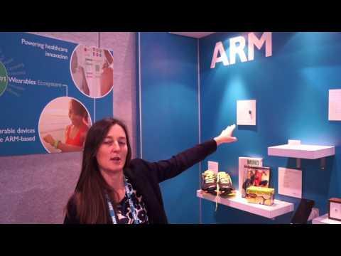 #CES2016: ARM VP Discusses IoT Ecosystem Partners