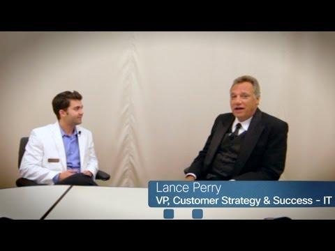 Cisco Live 2013 Behind The Scenes #5 | ITM Co-host Lance Perry