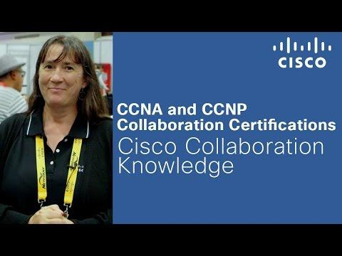 CCNA And CCNP Collaboration Certifications
