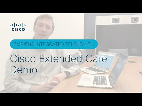 Cisco Extended Care Demo