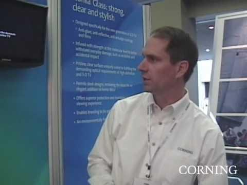 Corning At SID: Corning® Gorilla® Glass Benefits