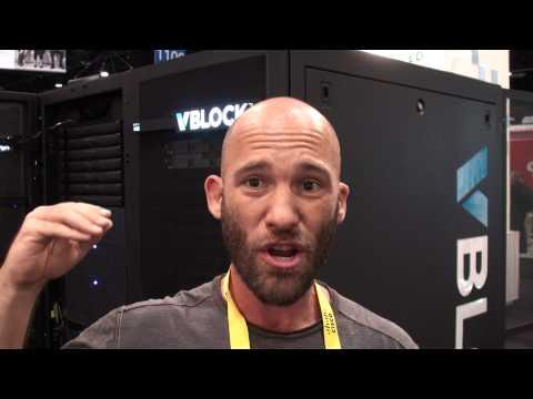 VCE VBlock Prebuilt Infrastructure At Cisco Live 2013
