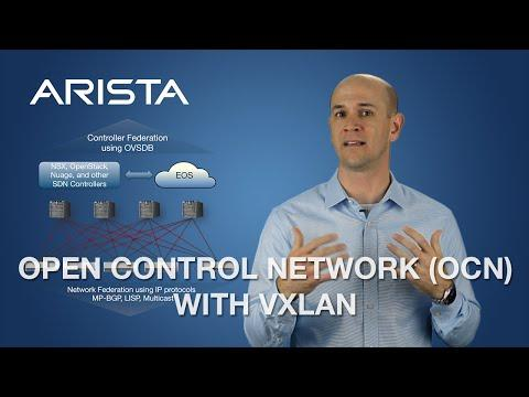 Open Control Network (OCN) With VXLAN