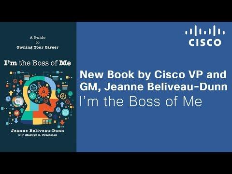 New Book By Cisco VP And GM, Jeanne Beliveau-Dunn