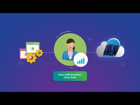 Cisco ONE Enterprise Cloud Suite | Let Business Soar