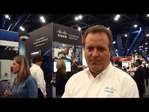 Automation Fair 2013: Day 1 Recap: At The Cisco Booth