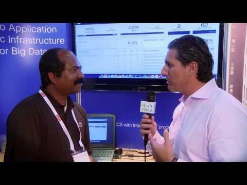 Cisco ACI Dramatically Improves Big Data Workload Performance