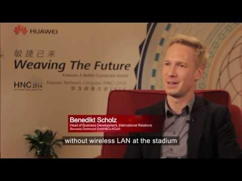 Huawei WLAN Helps Dortmund Build Germany's Largest Wireless Stadium Network