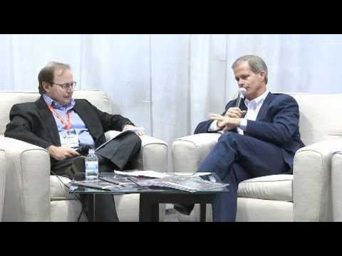 4G World 2010: John Giere, SVP, Openwave
