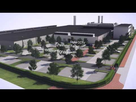 Tour Of Equinix FR4 IBX Data Center In Frankfurt, Germany