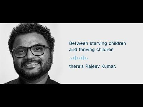 Be The Bridge: Spotlight On Rajeev Kumar
