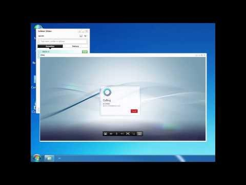 WebEx Meeting Center: Join A CMR Hybrid (WebEx Enabled TelePresence) Meeting (WBS29.12)