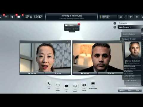 (ES) Video Collaboration Is Reinvented With The Avaya Flare™ Experience - Spanish