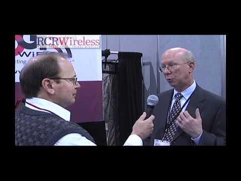 Broadcom CEO Showcasing 5G @CES2012