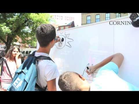 Corning® Gorilla® Glass Sharing Ideas Across Tough Surfaces