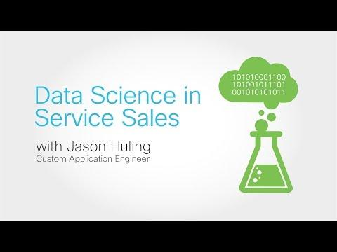 Data Science In Service Sales