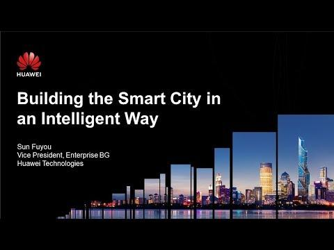 Webcast: Building The Smart City In An Intelligent Way