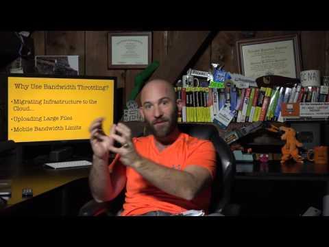 Bandwidth Throttling Introduction